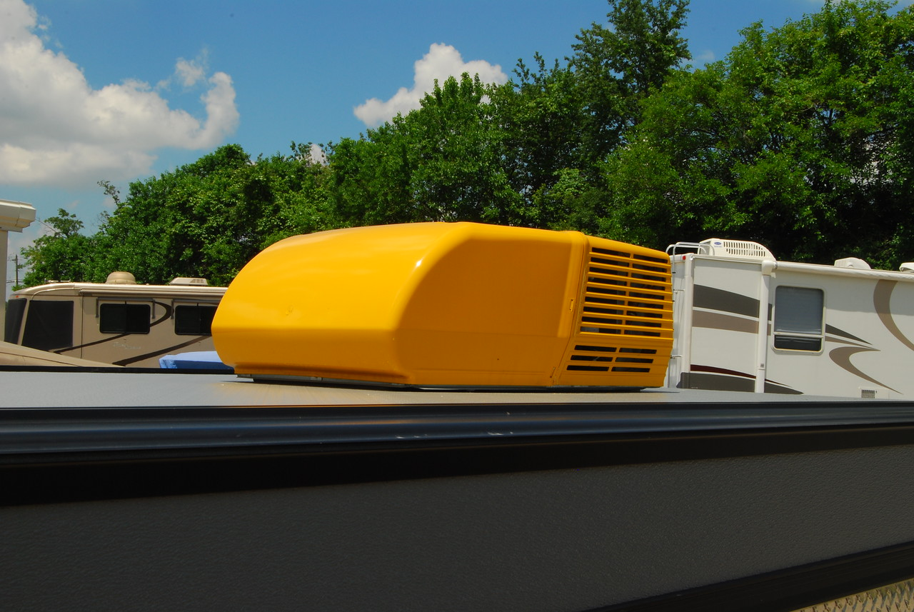 This is my Coleman Mach 3 P.S. Air conditioner.