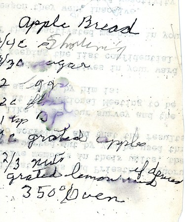 Josephine Gwynn Heaton Recipes