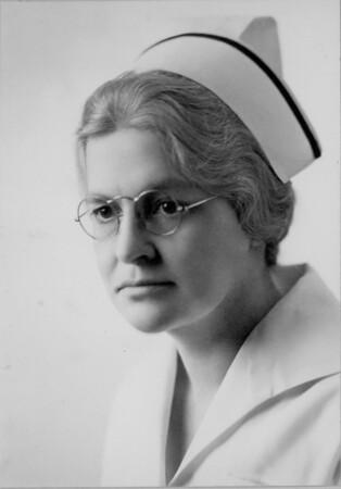 Josephine Gwynn LDS Nursing School Class Picts