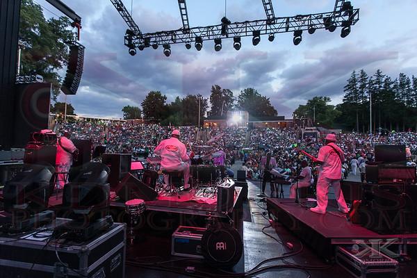Heatwave 2015 Dell Music Center - Philly