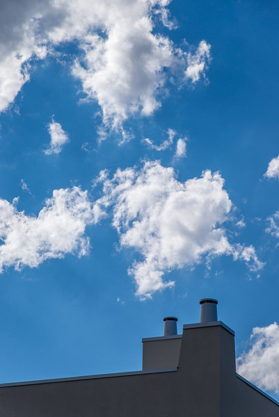 I wonder if Bert and his fellow chimney sweeps ever visit these chimneys