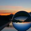 Sunrise at the lake In Daybreak, South Jordan, Utah