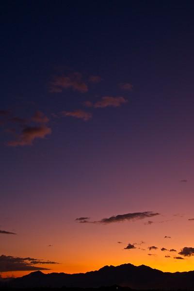 Purpleorange Sunrise