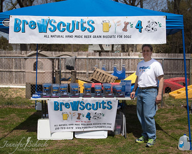 Brewscuits stand