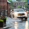 KRISTOPHER RADDER - BRATTLEBORO REFORMER<br /> Heavy rain causes flash flooding around the Brattleboro area on Monday, June 19, 2017, as a band of strong storms came through the area.