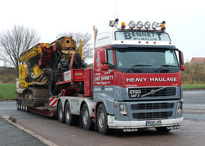 Chris Bennet Heavy Haulage