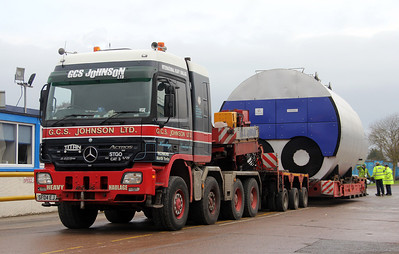 G.C.S.Johnson Heavy Haulage