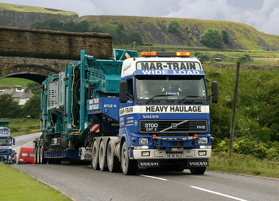 Mar-Train Heavy Haulage