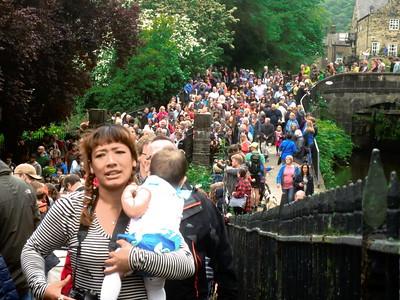 Hebden Bridge Handmade Parade :2017