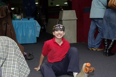 Hebrew Academy Skating Party