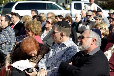 Hebrew Academy New Lobby Dedication