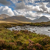 Allt Dearg Mor and the Cuillins – Skye