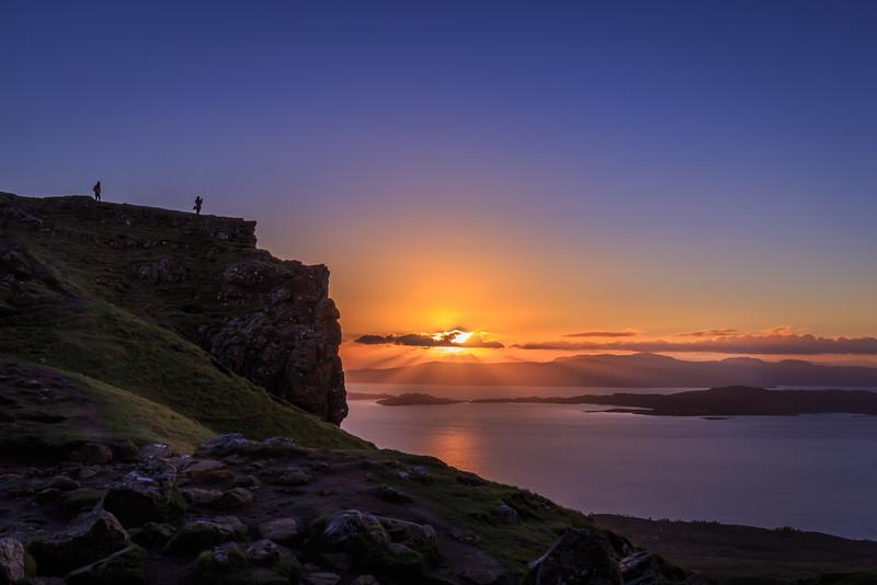 Sunrise – Storr
