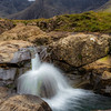 The Fairy Pools – Glen Brittle and the Cuillins – Skye