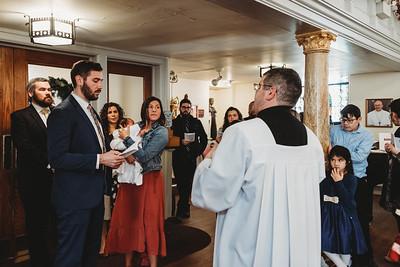 1003 Fr  Heffernan LatinMass baptism