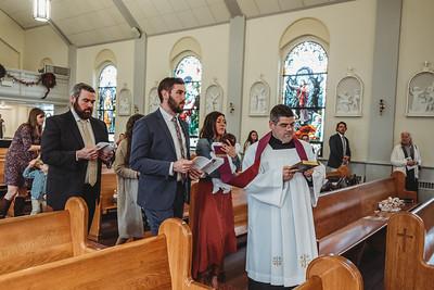 1071 Fr  Heffernan LatinMass baptism