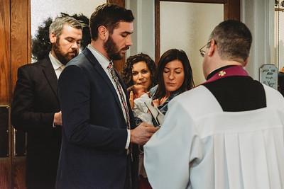 1014 Fr  Heffernan LatinMass baptism