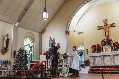 0999 Fr  Heffernan LatinMass baptism