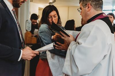 1034 Fr  Heffernan LatinMass baptism