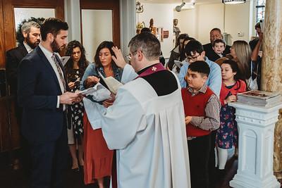 1020 Fr  Heffernan LatinMass baptism