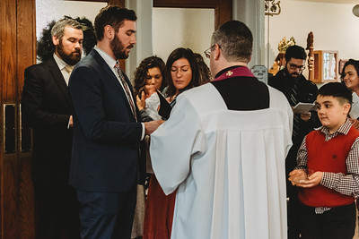 1012 Fr  Heffernan LatinMass baptism