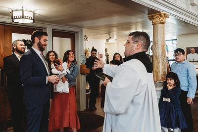 1005 Fr  Heffernan LatinMass baptism
