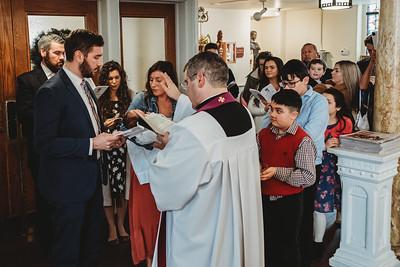 1019 Fr  Heffernan LatinMass baptism