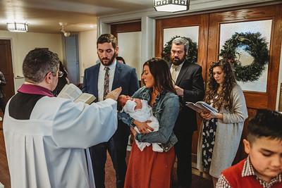 1056 Fr  Heffernan LatinMass baptism