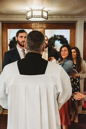1008 Fr  Heffernan LatinMass baptism