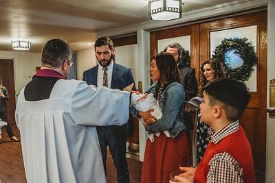 1053 Fr  Heffernan LatinMass baptism