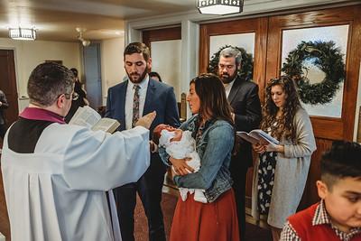 1058 Fr  Heffernan LatinMass baptism