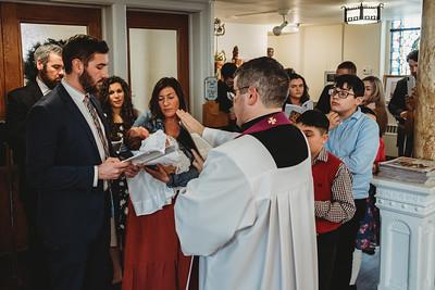 1027 Fr  Heffernan LatinMass baptism