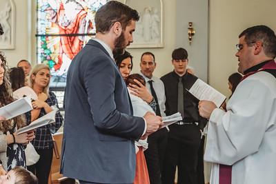1073 Fr  Heffernan LatinMass baptism