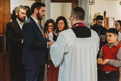 1011 Fr  Heffernan LatinMass baptism