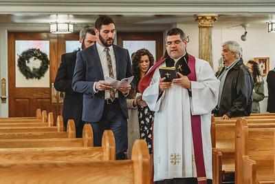 1063 Fr  Heffernan LatinMass baptism