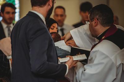 1076 Fr  Heffernan LatinMass baptism