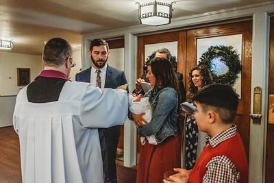 1049 Fr  Heffernan LatinMass baptism