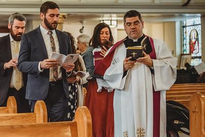 1064 Fr  Heffernan LatinMass baptism