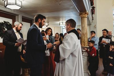 1001 Fr  Heffernan LatinMass baptism