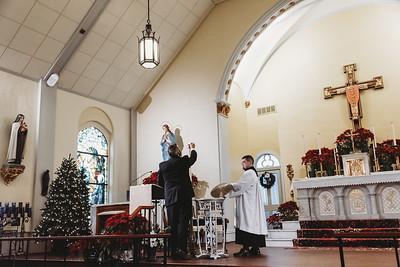 1000 Fr  Heffernan LatinMass baptism