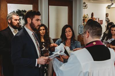 1030 Fr  Heffernan LatinMass baptism