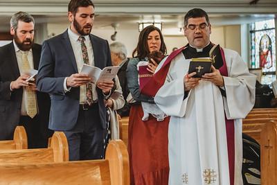 1065 Fr  Heffernan LatinMass baptism