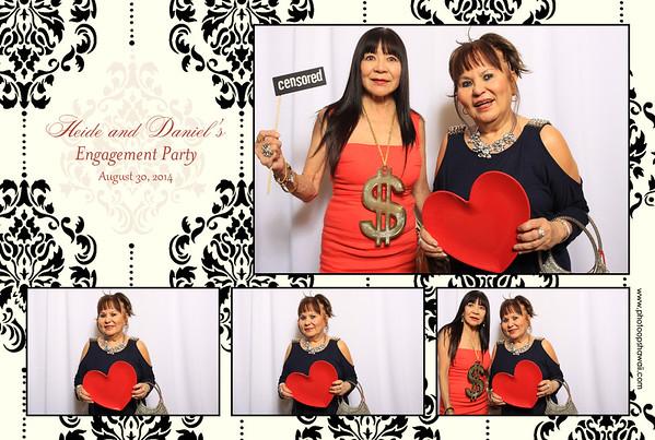 Heide + Daniel's Engagment Party (Fusion Portraits)