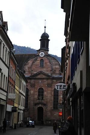 Heidelberg Germany 11-03-09 Nikon