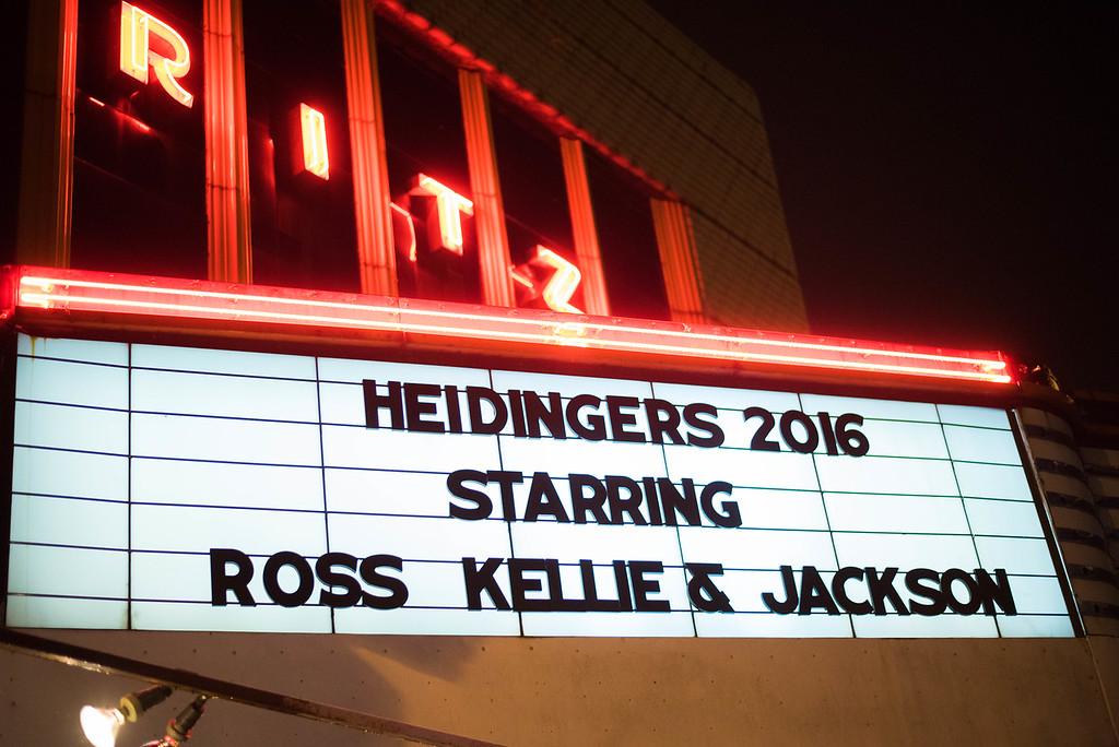 Heidinger: A Ritzy Christmas