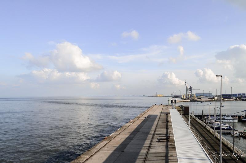 Cuxhavener Hafen