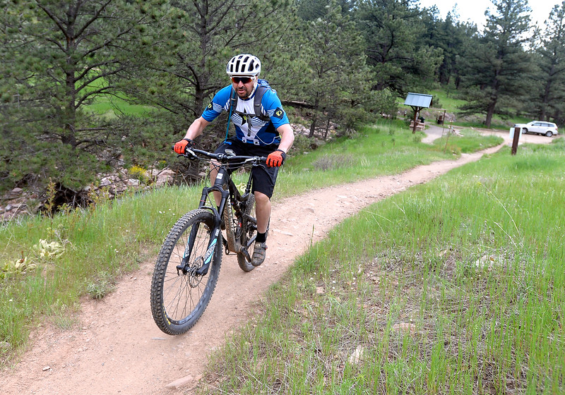 Heil Ranch Trails