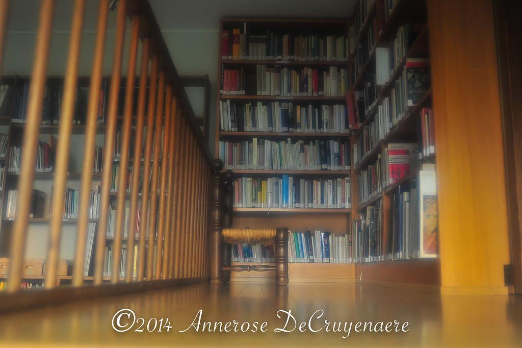 Bibliothek im Sonnenhof