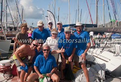 ISLAND WAY CREW ACTION - Race Day 1