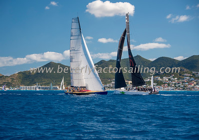 Heineken Regatta 2018 - Race Day 1 RACE BOATS